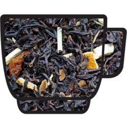 RUMOWO-CYTRYNOWA - herbata czarna 100g - POZNAŃ Delikatesy