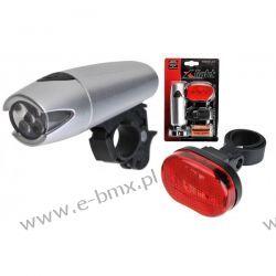 ZESTAW LAMP DIODOWYCH X-LIGHT POLARIS (xc-8008) Obręcze