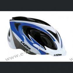 KASK MTB LAZER 2X3M BLUE-WHITE-BLACK Sport i Turystyka