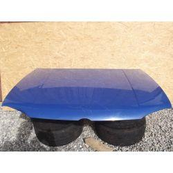 Vw Golf IV maska niebieska ładna granatowa błękit