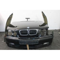 BMW E46 COMPACT BŁOTNIKI MASKA ZDERZAK WZMOCNIENIE