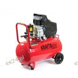 Kompresor olejowy 50L KD401  Agregaty prądotwórcze