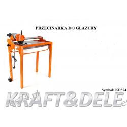 przecinarka do glazury KD574 [Kraft&dele] Piły i wyrzynarki