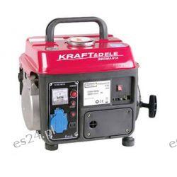 Agregat prądotwórczy jednofazowy ST800 KD102 [Kraft&dele] Dom i Ogród