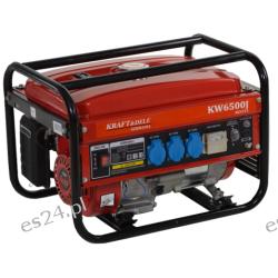 Agregat prądotwórczy jednofazowy elektryczny KW6500J KD111 Narzędzia