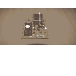 płytka duża nagrzewnic kd711/712
