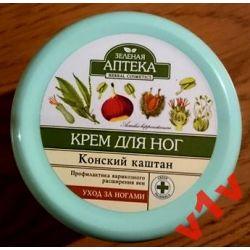 Krem z Kasztanowcem, Kasztanowiec, 300 ml / Żylaki Zdrowie i Uroda