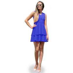 KOLORY sukienka KORONKA produkt polski WESELE  38