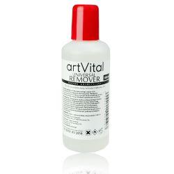 artVital REMOVER ACETON usuwa lakiery hybrydowe Zdrowie i Uroda
