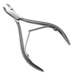 LEXWO CĄŻKI 5mm stal chirurgiczna 8 WZORÓW Manicure i pedicure