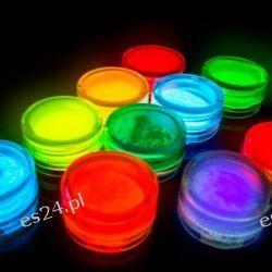 Świecący w ciemności Efekt Flash Glow KOLORY * HIT Zdrowie i Uroda