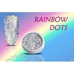 Cudowna nowość Rainbow Dots - efekt srebrnej tęczy Zdrowie i Uroda