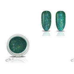 Nowość! EFEKT WOW Diamond Emerald Ocean w słoiczku Zdrowie i Uroda