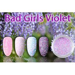 Bad Girls Violet - niegrzeczny efekt na paznokcie Zdrowie i Uroda