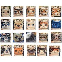 MASKA OCHRONNA pies kot tygrys 13 wzorów maseczka Zdrowie i Uroda