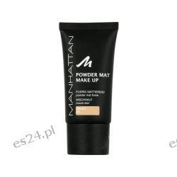 MANHATTAN Powder Mat 82 BEIGE 30ml Podkład Makijaż