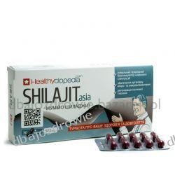 MUMIO SHILAJIT, MUMIJO Z GÓR TIEN SZAN, 30 kapsulek/ 500 mg, 100% Oryginalne