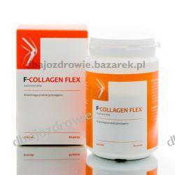 F-COLLAGEN FLEX, Kolagen/Witamina C, Suplement Diety, Stawy, 30 porcji Kremy i maści