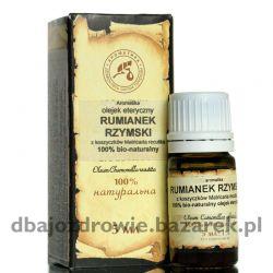 OLEJEK RUMIANKOWY, RUMIANEK RZYMSKI, 100% NATURALNY, 5 ml