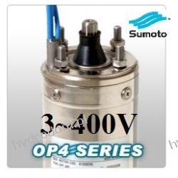 """Silnik głębinowy 4"""" 3,0kW 400V OPT 400 SUMOTO Pompy i hydrofory"""