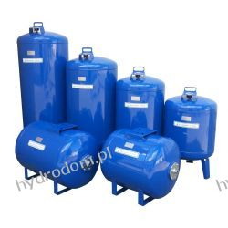 Zbiornik ZB0S 300 PION hydrofor z wymiennym workiem gumowym GRUDZIADZ  Pompy i hydrofory