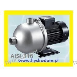 Pompa HBN 4-50 7m3/h 4,5 bar stal nierdzewna AISI 316  Pompy i hydrofory