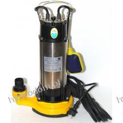 Pompa WQ 1500 z pływakiem Qmax-270L/min  Hmax-22m