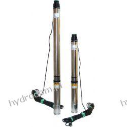 """POMPA GŁĘBINOWA 90mm 3,5"""" SCM 2/18 1,5/230V + kabel 20m Pompy i hydrofory"""