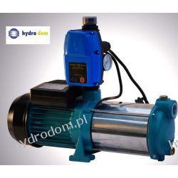 Hydrofor MHI 1300 INOX + PC  100L/min 5,3bar (Sterownik typu BRIO)
