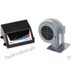Zestaw nadmuchowy-sterownik SP 05 LED + wentylatorDP02