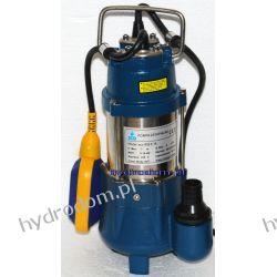 Pompa JV 180 1F+pływak 133L 7m zamiennik WQ 180 Pompy i hydrofory