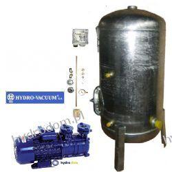 Hydrofor 200L ocynkowany z pompą SM 4.02 (zbiornik HVP 201)