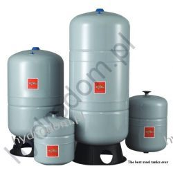 Naczynie HWB 24 LX przeponowe do instalacji CO (GWS) Piece wolnostojące