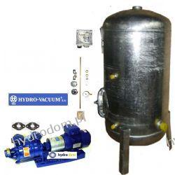 Hydrofor 200L ocynkowany z pompą SKA 4.02 (biornik HVP 301)