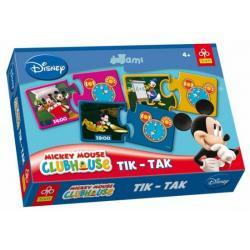 Gra LINK TIK - TAK Trefl Disney Myszka Miki 00419