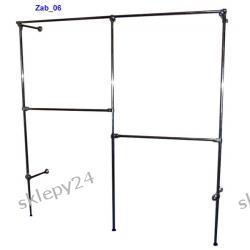 Wieszak Przyścienny - 2 metry
