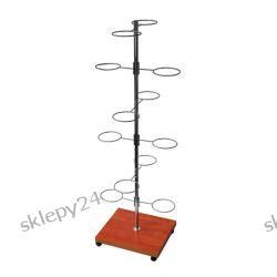 Stojak na Kółkach na 12 Piłek - 165 cm