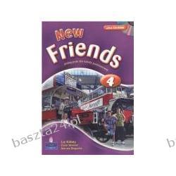 New Friends 4. student's book. Longman