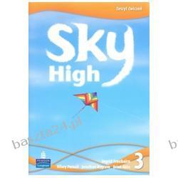 Sky High 3. ćwiczenia. Longman