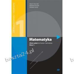 Matematyka 1. liceum. zbiór zadań. zakr. podst. i rozsz. Pazdro