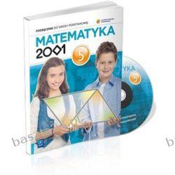 Matematyka 2001. kl. 5. podręcznik. Chodnicki. WSiP