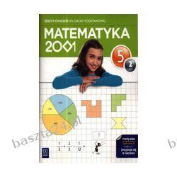 Matematyka 2001. kl. 5. ćwiczenie 2. Chodnicki. WSiP