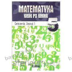 Matematyka krok po kroku 5. ćwiczenie 1. Pawlak. Res Polona