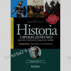Historia. liceum. Odkrywamy na nowo. Ojczysty Panteon... podręcznik. Operon