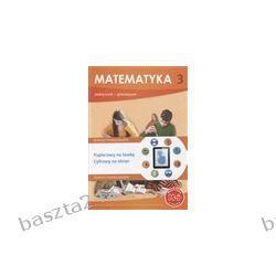 Matematyka 3. podręcznik+multibook. Dobrowolska. GWO