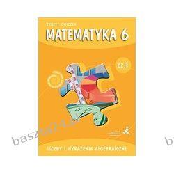 Matematyka 6. liczby i wyrażenia algeb. cz. 1. GWO