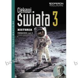 Historia 3. Ciekawi świata. liceum. podręcznik. zakr. rozsz. cz. 2. Operon