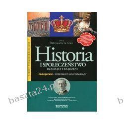 Historia. liceum. Odkrywamy na nowo. Rządzący i rządzeni. podręcznik. Operon