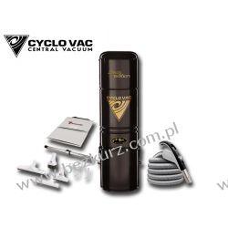 CycloVac H615 + zestaw sprzątający Black Edition 7,5 m Dom i Ogród