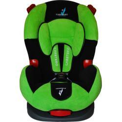 IBIZA CARETERO fotelik samochodowy 9-25 kg green